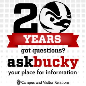 Ask Bucky Logo