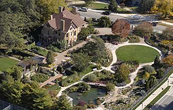 allen centennial gardens.