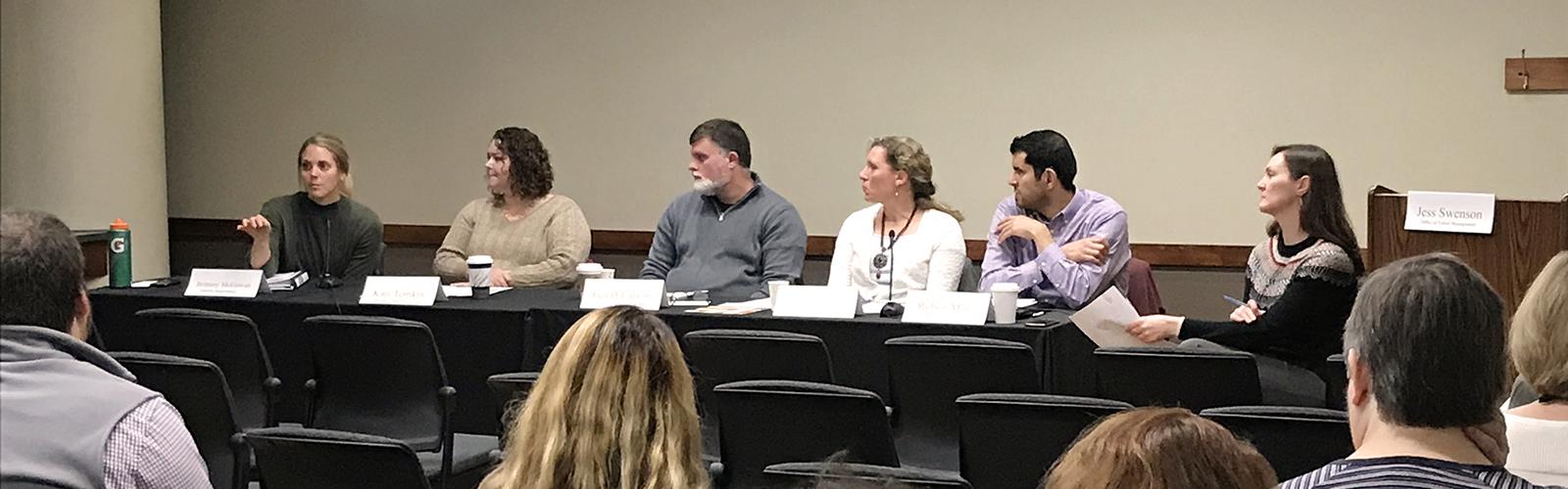 Leadership Panel session image