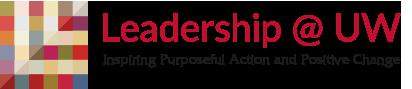 Leadership@UW logo