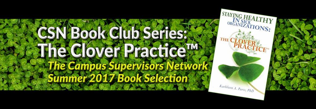 Clover Practice header