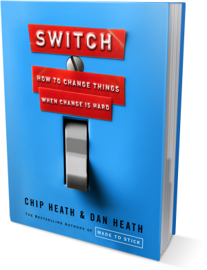 Switch book cover art