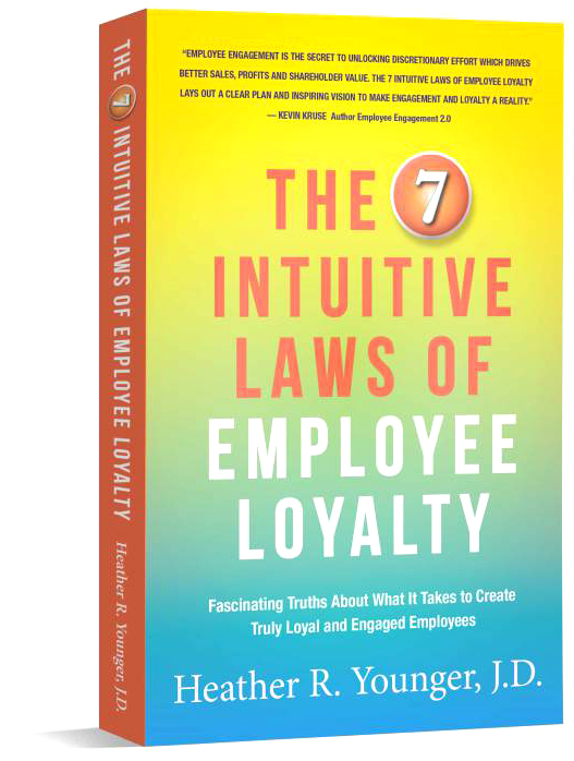 The 7 Intuitive Laws of Employee Loyalty 3d-Cover