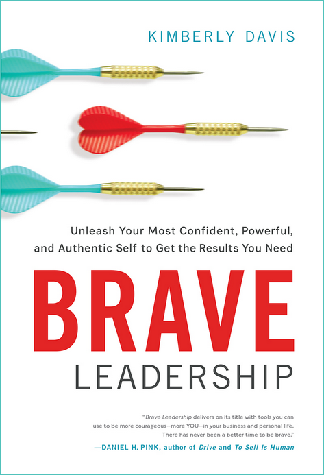 Brave Leadership Book Cover
