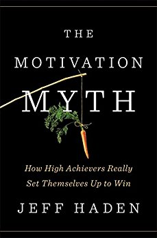 Motivation Myth Book