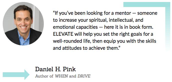 Dan Pink Elevate Book Review